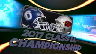 Download 2017 Class LL Football Preview: Darien vs Greenwich Video