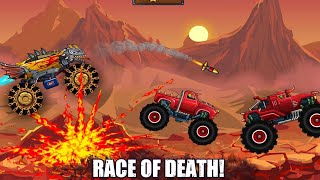 Download Mad Truck Hill Climb Racing ″Racing Games″ Android Gameplay Video Video