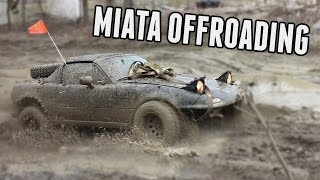 Download Rally Miata Goes Extreme Off-Roading! Video