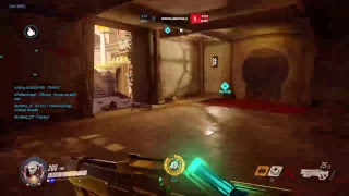 Download Terrible Genji II | Overwatch Competitive Ps4 (Live Stream) Video