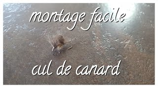Download Montage cul de canard facile et rapide Video
