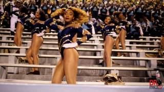 Download Southern University Marching Band & Dancing Dolls ″Liberian Girl″ Homecoming (2016) Video