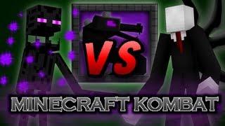 Download Minecraft Kombat - Slenderman vs Enderman Video