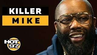 Download Killer Mike On Super Bowl Protests, Bernie Sanders + Things He Learned From 'Trigger Warning' Video