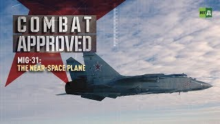 Download MiG-31: The Near-Space Plane. Russia's super-fast interceptor Video