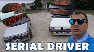 Download SERIAL DRIVER : essai youngtimer Peugeot 205 GTI 1.6 & 1.9 Video