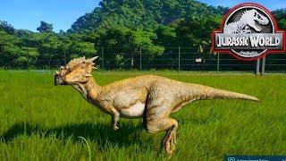 Download A NEW ISLAND! - Jurassic World Evolution #3 Video