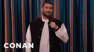 Download Noah Gardenswartz' Very Adult Lesson On The Four Sentence Types - CONAN on TBS Video
