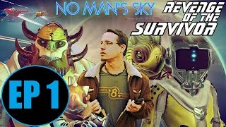 Download No Man's Sky ★ PART 1, SURVIVAL MODE ★ RAGE QUITTING! Video