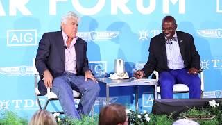 Download Full Forum: Jay Leno & Donald Osborne at the 2017 Pebble Beach Classic Car Forum Video