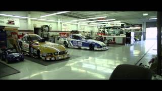 Download Take a Tour of John Force Racing Headquarters Video