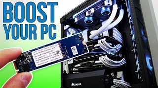 Download Boost PC Speeds Affordably | Seagate Barracuda + Intel Optane Video