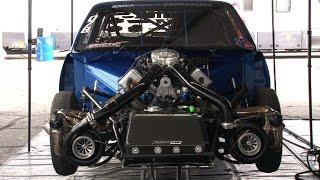 Download WICKED Twin Turbo MALIBU 3800+hp Video