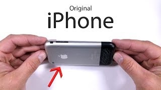 Download Original iPhone Durability Test! - Scratch and Bend Tested Video