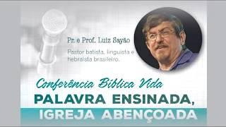Download ″Alcançando o Equilíbrio - Calvinismo ou Arminianismo?″ - Pr. Luiz Sayão. 10/12/2016 (manhã) Video