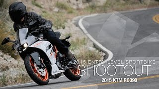 Download 2015 KTM RC390 - Entry Sport Shootout Pt 4 - MotoUSA Video