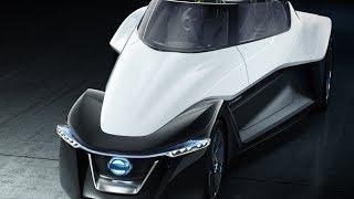 Download Nissan Electric Car Nissan BladeGlider Interior Sports Car Concept Commercial CARJAM TV 2014 Video