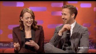 Download Emma Stone Chose ″Labyrinth″ Over Ryan Gosling - The Graham Norton Show Video