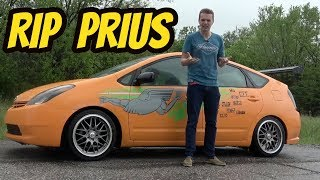 Download I Gave My Prius Nitrous, and The Engine EXPLODED! Fast and Furious Fail Video