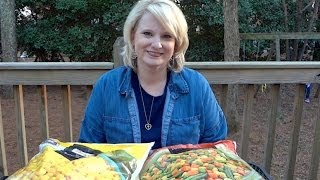 Download Dehydrating Frozen Vegetables to Save Freezer Space & Money (Closed Captioned) Video