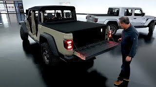 Download 2020 Jeep Gladiator | Closer Look Video