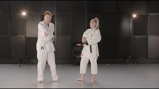 Download Karate with Anne-Marie [Episode 3: Roman Kemp] Video