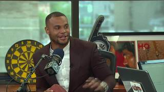 Download Dak Prescott Talks Cowboys Outlook, Losing Dez & More w/Dan Patrick | Full Interview | 6/20/18 Video