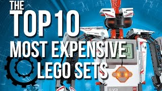 Download Top 10 Most Expensive Lego Sets Video