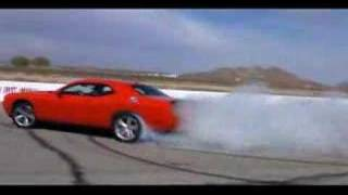 Download 2008 Dodge Challenger SRT-8 Burnout Video