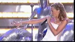 Download Kylie Minogue ″Can'nt get you out of my head live 2002 Brit Awards″ Video