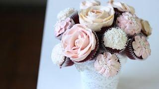 Download Cupcake Bouquet Tutorial Video