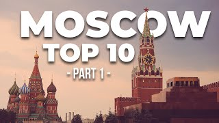 Download MOSCOW RUSSIA: Best TOP 10 things to see in Moscow Video