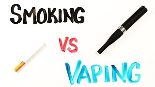 Download Smoking vs Vaping Video