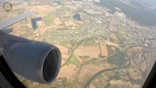 Download POWERFUL CF-6 Engine Takeoff rocketing empty A310 into the skies! [AirClips] Video