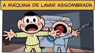 Download A Máquina de Lavar Assombrada | Turma da Mônica Video
