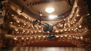 Download DJI - Astana Opera: Behind the Scenes with the Zenmuse X7 Video