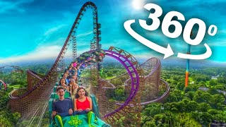 Download VR 360 Roller Coaster VR Video 360 4K [Samsung Gear 360 4K] Virtual Reality Videos 360 VR 4K Video