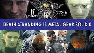 Download Death Stranding is MGS0 Theory | The P.T. Lie, The Abandoned Child, The Sorrow, Dr. Clarke's Movies Video