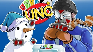 Download UNO - WINTER DLC THEME! First to 200 Points! (Teams) Best out of 3! Video