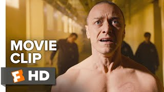 Download Glass Movie Clip - The Horde and Mr. Glass Encounter Some Guards (2019)   Movieclips Coming Soon Video
