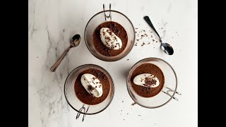 Download 3-Ingredient Chocolate Mousse Vs. 4-Ingredient Chocolate Mousse • Tasty Video