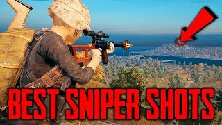 Download The Greatest PUBG Sniper Shots of 2017 Video