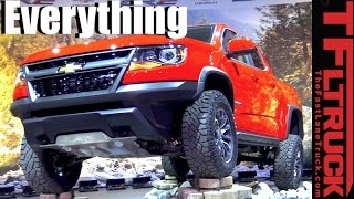 Download 2017 Chevy Colorado ZR2 Everything You Ever Wanted to Know Video