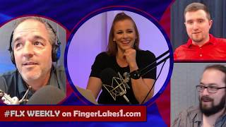 Download Fourth of July Weekend in the Finger Lakes .::. FLX Weekly with Jessica Lahr 6/28/17 Video