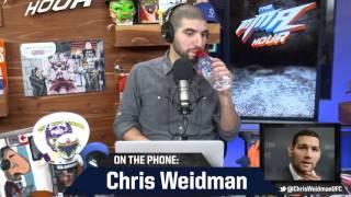 Download Chris Weidman Reveals Mistake He Made at UFC 205 Video