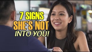 Download 7 Signs She's Not Into You Video