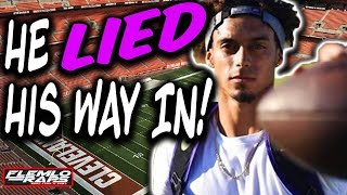 Download What Happened to The Player Who LIED His Way Into the NFL? Video