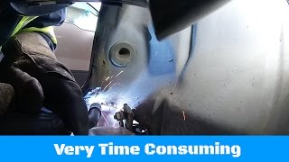 Download Cutting and Welding Body Panels Video