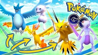 Download POKEMON GO - HOW LEGENDARIES WILL BE ADDED TO THE GAME! CONFIRMED? Video