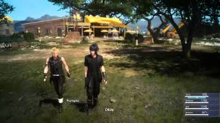 Download Final Fantasy XV Episode Duscae Dialogue: Part 1 Video